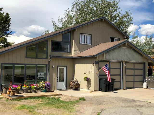 508 W 8th Street, Leadville, CO 80461 (#4134529) :: The HomeSmiths Team - Keller Williams