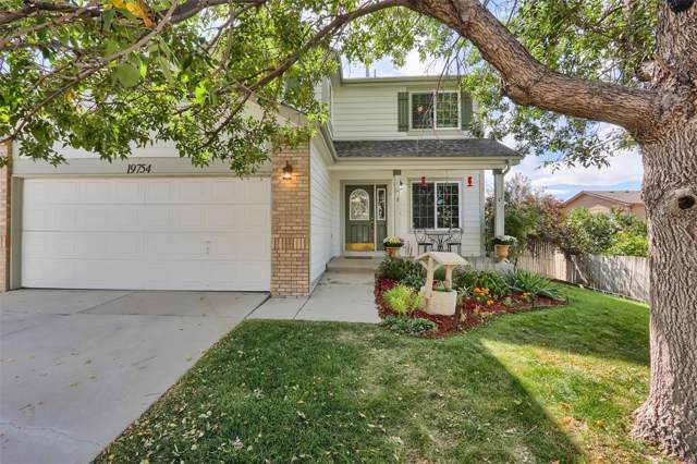 19754 New Market Court, Parker, CO 80134 (#4134571) :: The DeGrood Team