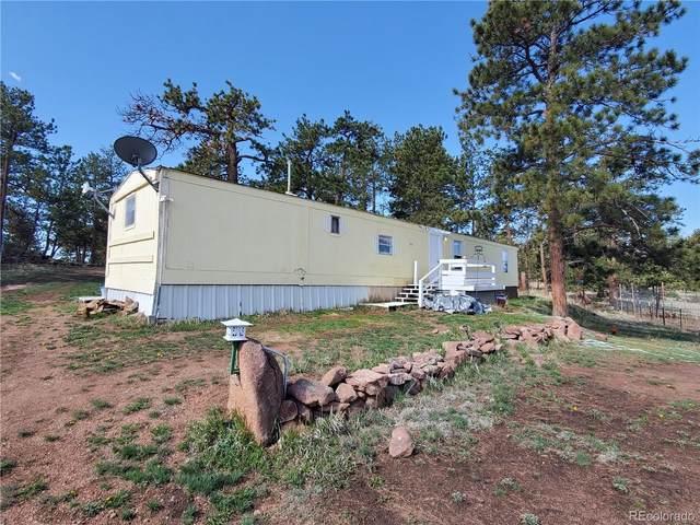 55 Arapahoe Drive, Florissant, CO 80816 (MLS #4134705) :: Find Colorado