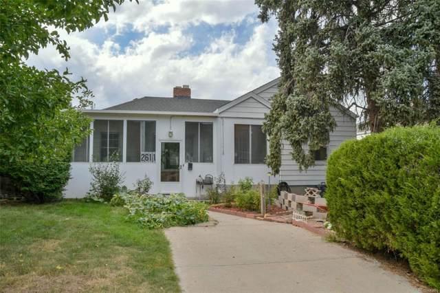 2611 S Humboldt Street, Denver, CO 80210 (#4134885) :: HergGroup Denver
