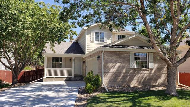 2822 S Walden Way, Aurora, CO 80013 (MLS #4134946) :: Bliss Realty Group