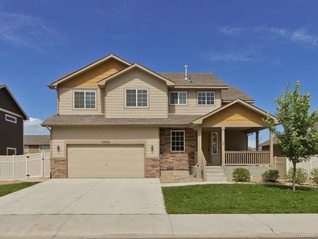 5763 Vine Avenue, Firestone, CO 80504 (#4134996) :: Group 46:10 - Denver