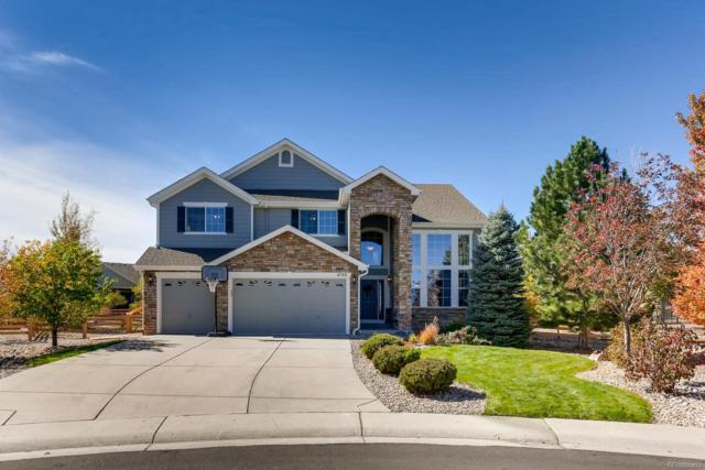 4745 Nighthorse Court, Parker, CO 80134 (#4135093) :: My Home Team