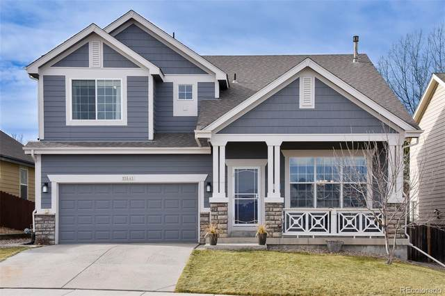 11641 Night Heron Drive, Parker, CO 80134 (#4135141) :: The Harling Team @ HomeSmart