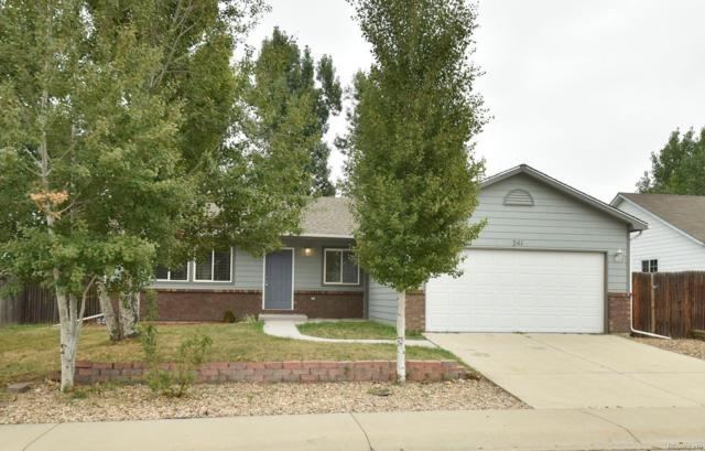 241 E Holly Street, Milliken, CO 80543 (MLS #4135171) :: 8z Real Estate