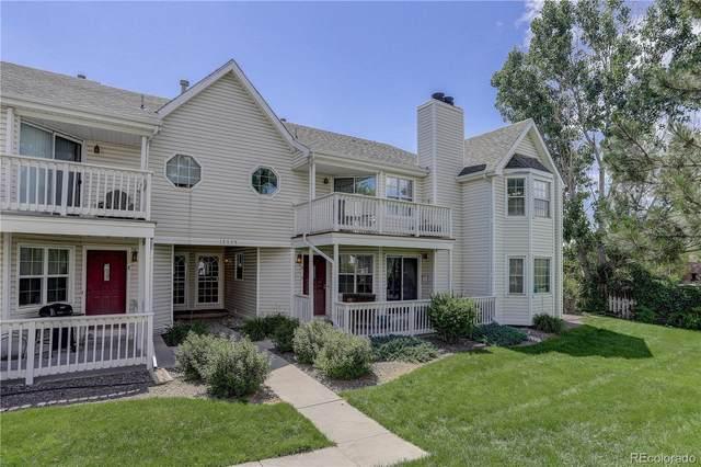 12553 E Pacific Circle C, Aurora, CO 80014 (MLS #4135179) :: 8z Real Estate