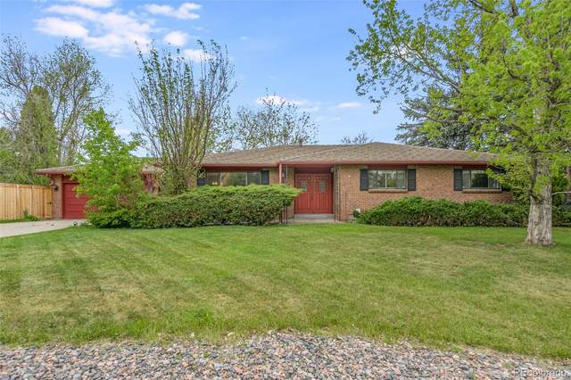 93 S Balsam Street, Lakewood, CO 80226 (#4135302) :: The Heyl Group at Keller Williams