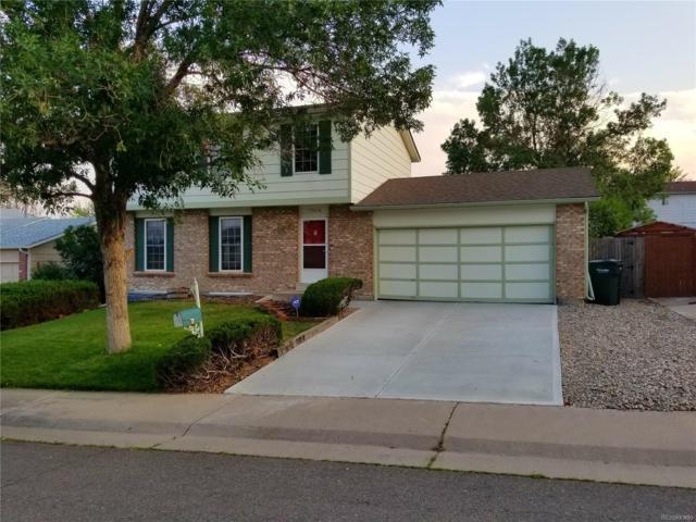17864 E Idaho Place, Aurora, CO 80017 (MLS #4135507) :: 8z Real Estate