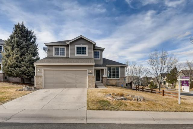 16147 Amber Rock Court, Parker, CO 80134 (#4135868) :: The DeGrood Team