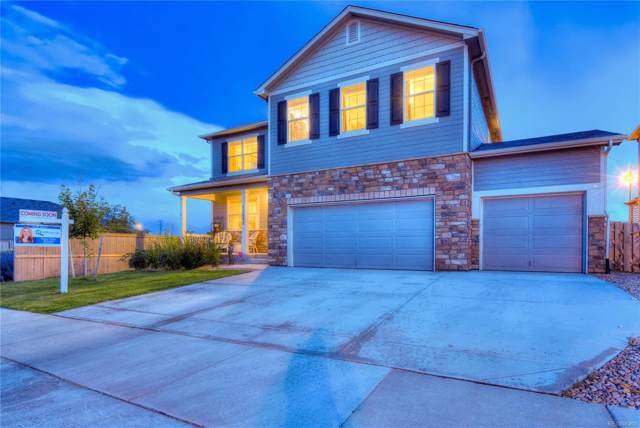 12692 E 104th Drive, Commerce City, CO 80022 (#4136012) :: The DeGrood Team
