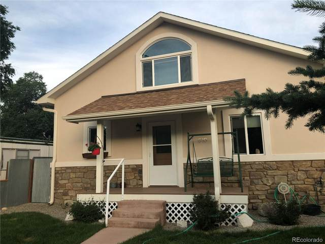 610 Vine Street, Salida, CO 81201 (#4136072) :: The Scott Futa Home Team