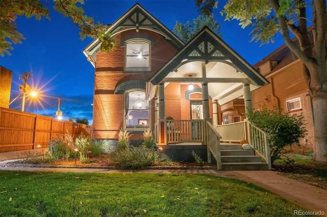 1545 N Ogden Street, Denver, CO 80218 (#4136347) :: Relevate   Denver