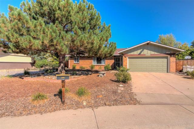 12053 E Hawaii Circle, Aurora, CO 80012 (#4136742) :: Group 46:10 - Denver