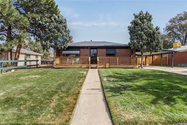 3032 Blackhawk Street, Aurora, CO 80011 (#4137088) :: Mile High Luxury Real Estate