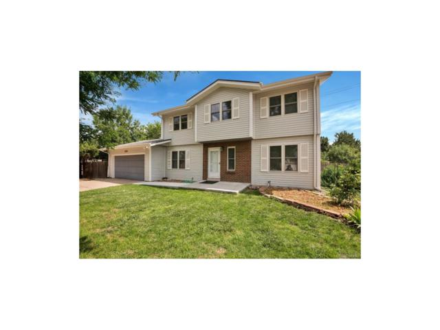1887 S Paris Court, Aurora, CO 80012 (MLS #4137149) :: 8z Real Estate