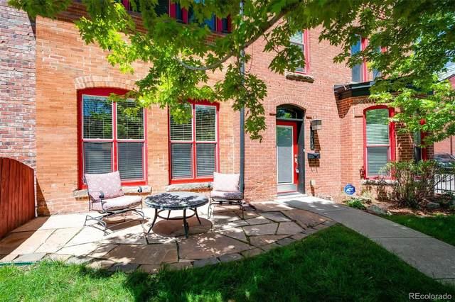 1717 E 22nd Avenue, Denver, CO 80205 (#4137306) :: My Home Team