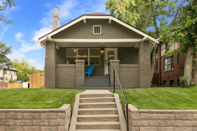 2303 Fairfax Street, Denver, CO 80207 (#4137460) :: The Griffith Home Team