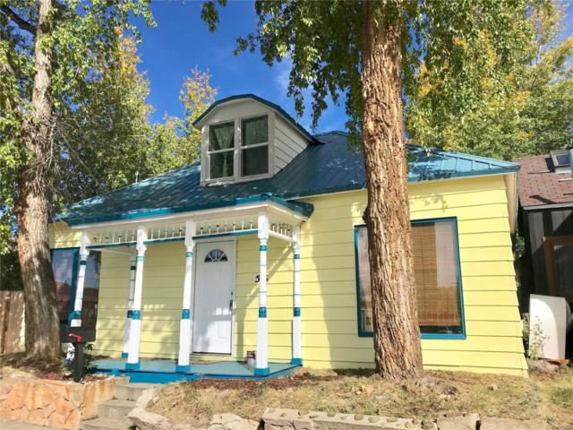 516 E 7th Street, Leadville, CO 80461 (#4137465) :: The DeGrood Team