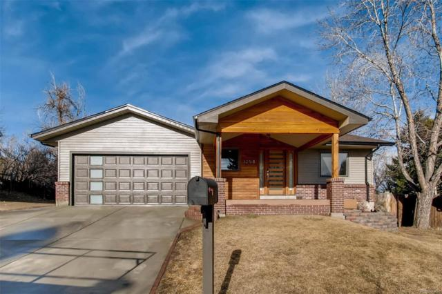 1258 S Yank Court, Lakewood, CO 80228 (#4137581) :: The Griffith Home Team