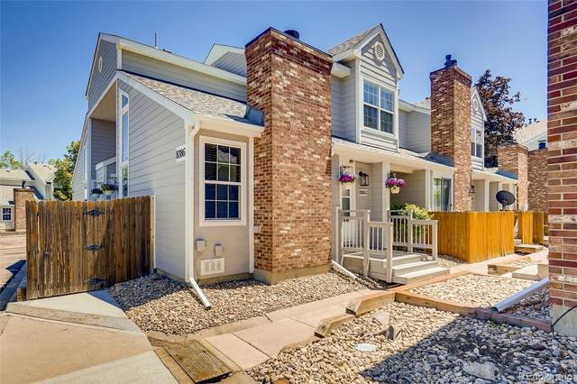 8386 W 87th Drive C, Arvada, CO 80005 (#4137722) :: The Gilbert Group