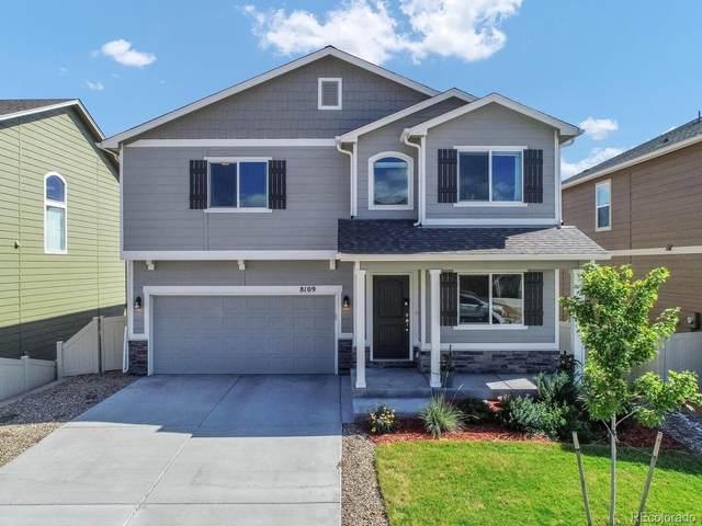 8109 Misty Moon Drive, Colorado Springs, CO 80924 (#4137773) :: Symbio Denver