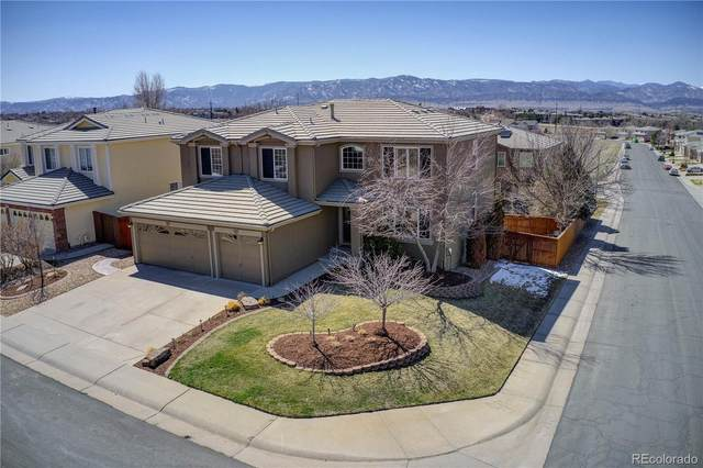 9109 Ironwood Way, Highlands Ranch, CO 80129 (#4138150) :: The Dixon Group