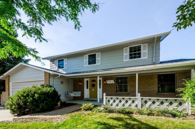 9307 W Iowa Avenue, Lakewood, CO 80232 (#4138251) :: Mile High Luxury Real Estate