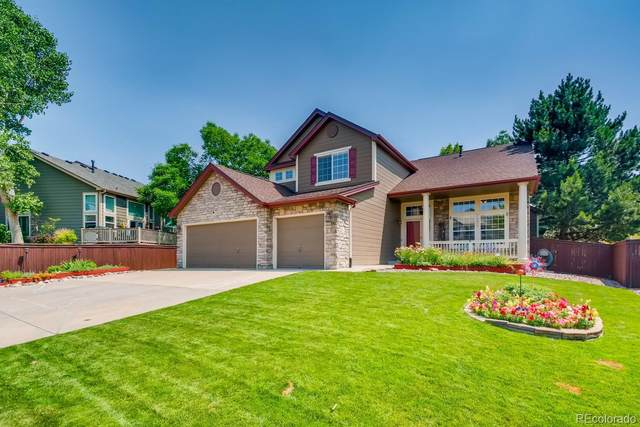 1046 Sparrow Hawk Drive, Highlands Ranch, CO 80129 (MLS #4138390) :: Clare Day with Keller Williams Advantage Realty LLC