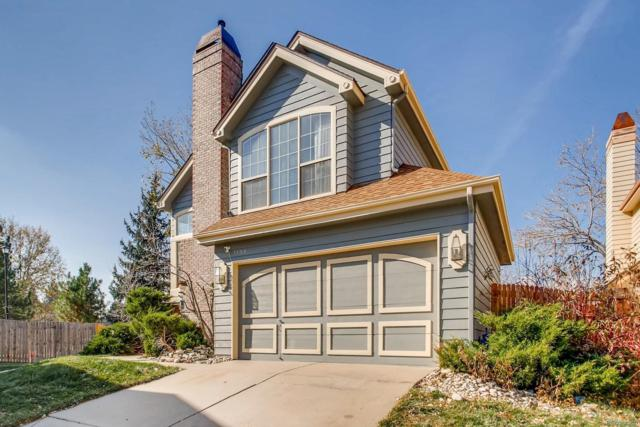 1155 S Flower Circle, Lakewood, CO 80232 (#4138470) :: 5281 Exclusive Homes Realty