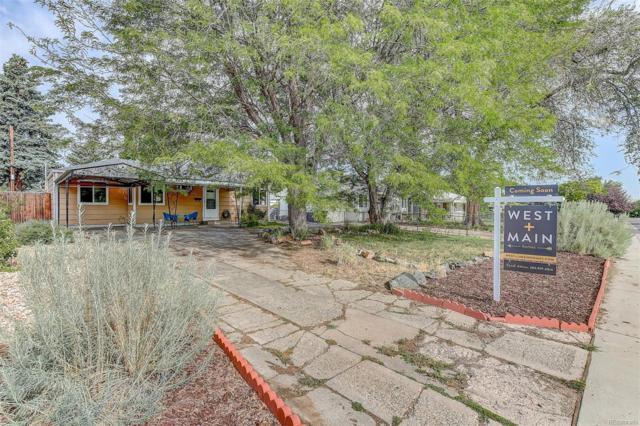 2245 S Irving Street, Denver, CO 80219 (#4139613) :: Bring Home Denver