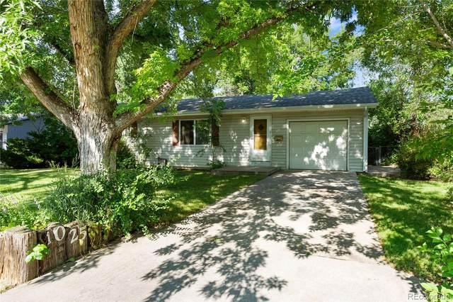 1025 Hillcrest Drive, Fort Collins, CO 80521 (#4139682) :: Wisdom Real Estate