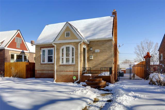3540 Meade Street, Denver, CO 80211 (#4140013) :: Real Estate Professionals
