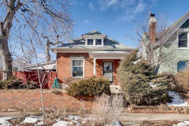 837 S Grant Street, Denver, CO 80209 (MLS #4140014) :: The Biller Ringenberg Group