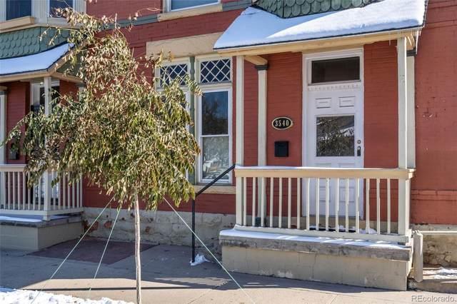 3540 Tejon Street, Denver, CO 80211 (MLS #4140288) :: Find Colorado
