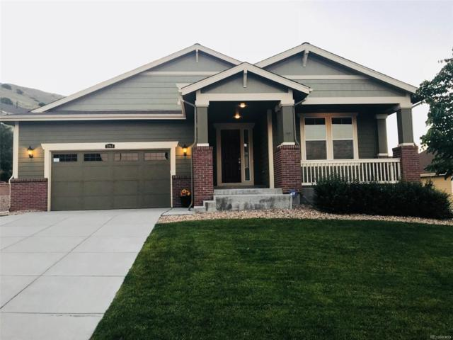 3744 Eveningglow Way, Castle Rock, CO 80104 (#4140793) :: The DeGrood Team
