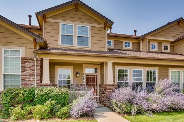 1043 Uinta Way, Denver, CO 80230 (#4140913) :: The HomeSmiths Team - Keller Williams