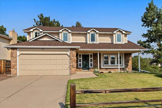 4729 S Youngfield Street, Morrison, CO 80465 (MLS #4141706) :: Clare Day with Keller Williams Advantage Realty LLC