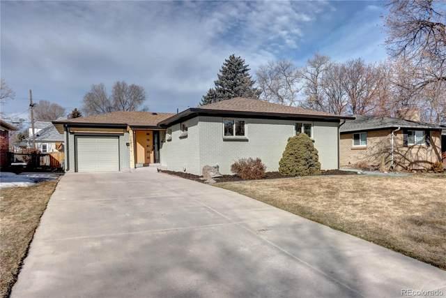 1583 S Locust Street, Denver, CO 80224 (#4141886) :: The Griffith Home Team