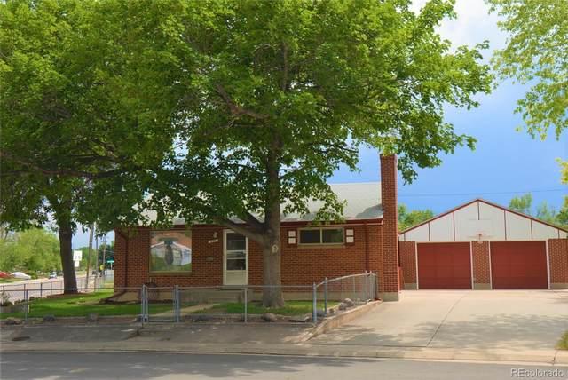 226 E 107th Place, Northglenn, CO 80233 (#4142099) :: HergGroup Denver