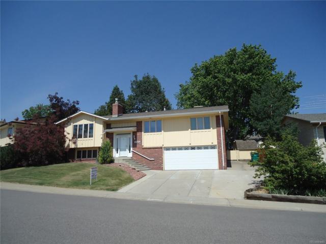 1859 S Beech Street, Lakewood, CO 80228 (#4142147) :: Wisdom Real Estate