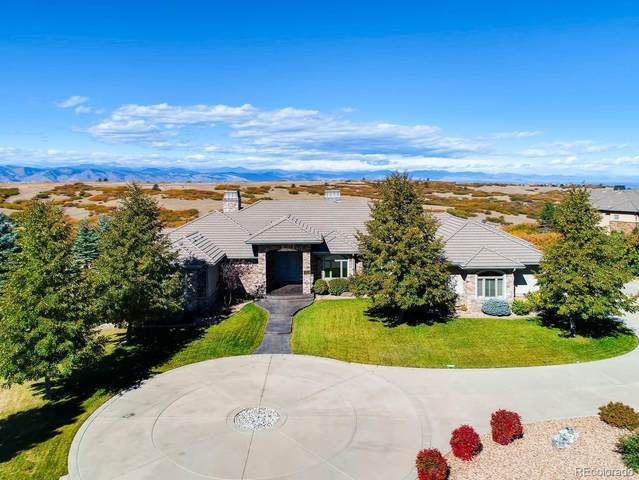 7707 Buffalo Trail, Castle Pines, CO 80108 (MLS #4142171) :: Neuhaus Real Estate, Inc.