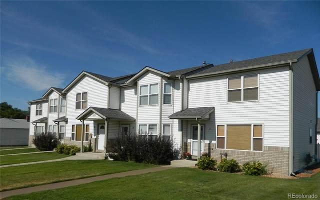 105 3rd Street #2, Kersey, CO 80644 (MLS #4142337) :: 8z Real Estate