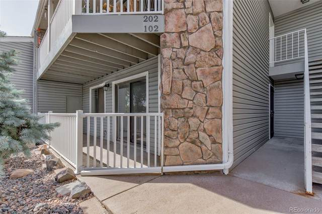 18301 E Kepner Place #102, Aurora, CO 80017 (#4142873) :: The Gilbert Group