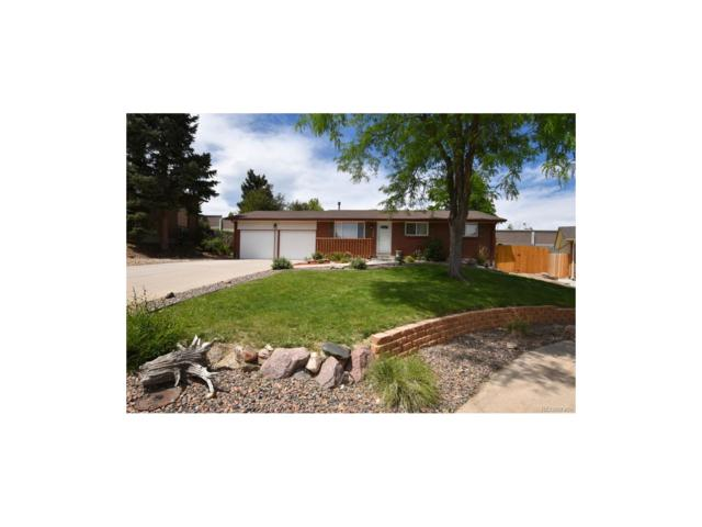 6913 W 71st Place, Arvada, CO 80003 (#4142994) :: The Peak Properties Group