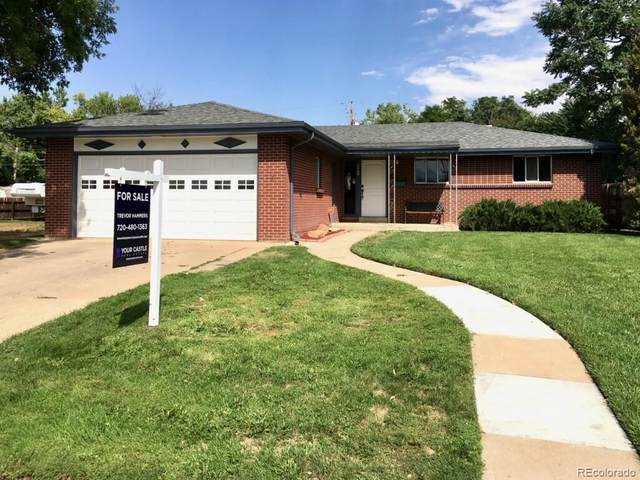 3270 S Huron Street, Englewood, CO 80110 (#4143134) :: Bring Home Denver with Keller Williams Downtown Realty LLC