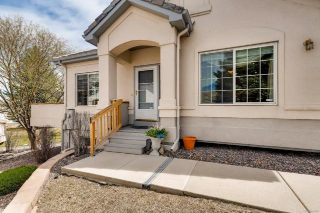 2728 W 107th Court C, Westminster, CO 80234 (MLS #4143342) :: The Sam Biller Home Team