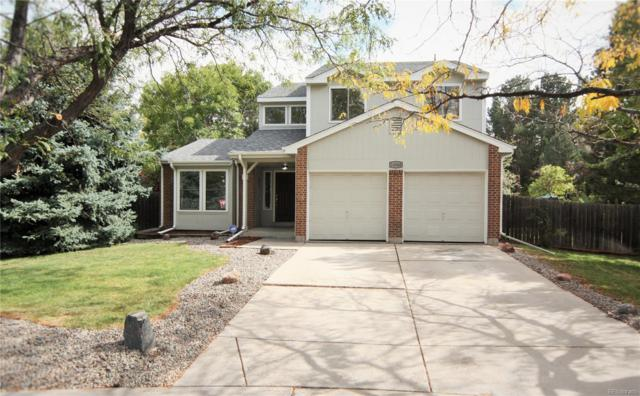 14968 E Wagontrail Place, Aurora, CO 80015 (#4143391) :: Sellstate Realty Pros