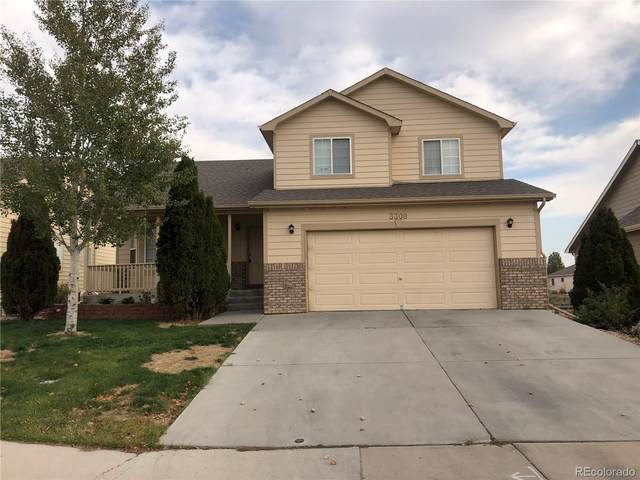 3308 Grenache Street, Evans, CO 80634 (#4143664) :: Peak Properties Group
