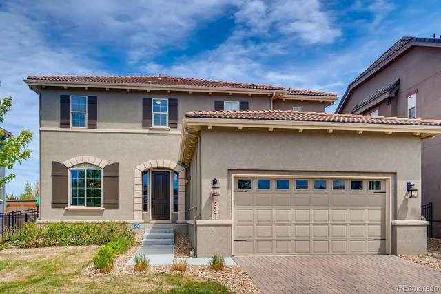 5923 S Olive Circle, Centennial, CO 80111 (#4143858) :: Kimberly Austin Properties
