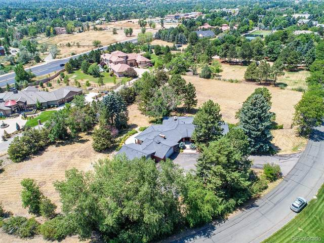6300 Charrington Drive, Englewood, CO 80111 (#4144050) :: Real Estate Professionals